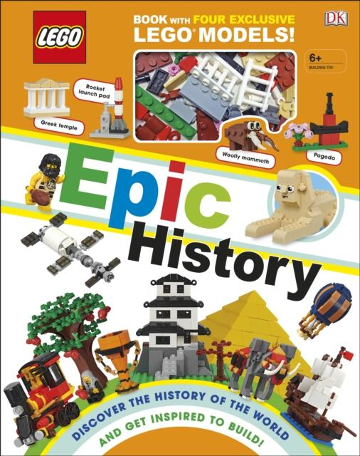 Popular Titles - LEGO Epic History : Includes Four Exclusive LEGO Mini Models