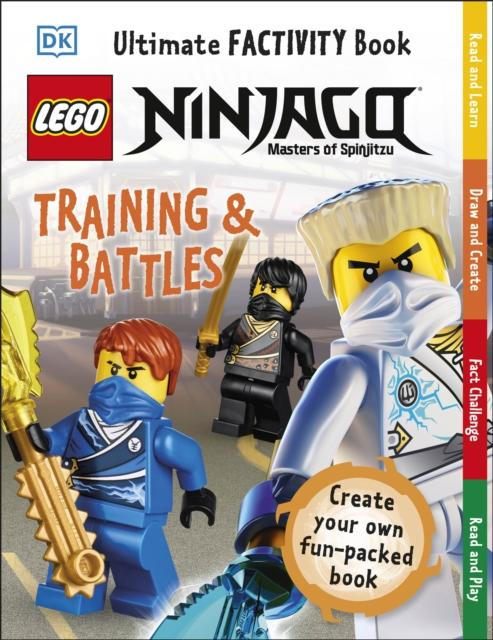 Popular Titles - LEGO NINJAGO Training & Battles Ultimate Factivity Book