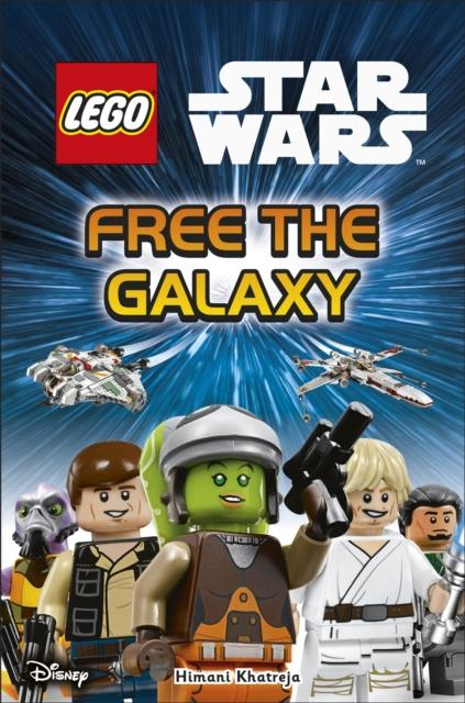 LEGO Star Wars Free the Galaxy Popular Titles Dorling Kindersley Ltd
