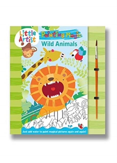 Popular Titles - LITTLE ARTIST PAINTING MAGIC WILD ANIMAL