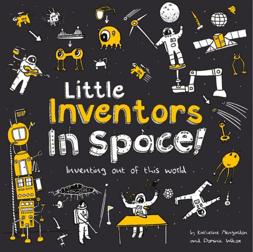 Popular Titles - Little Inventors In Space! : Inventing Out Of This World