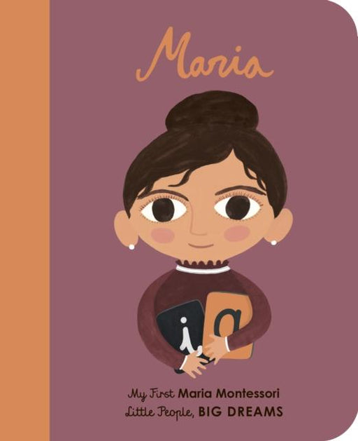 Popular Titles - Maria Montessori : My First Maria Montessori