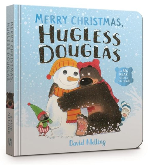 Popular Titles - Merry Christmas, Hugless Douglas Board Book