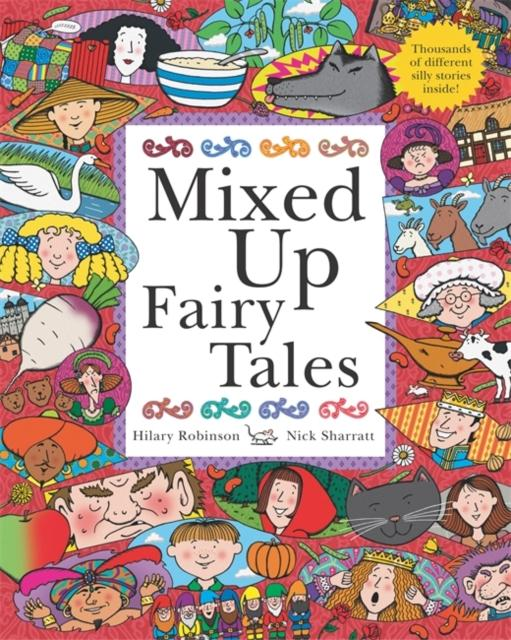 Popular Titles - Mixed Up Fairy Tales : Split-Page Book