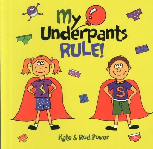 Popular Titles - My Underpants Rule