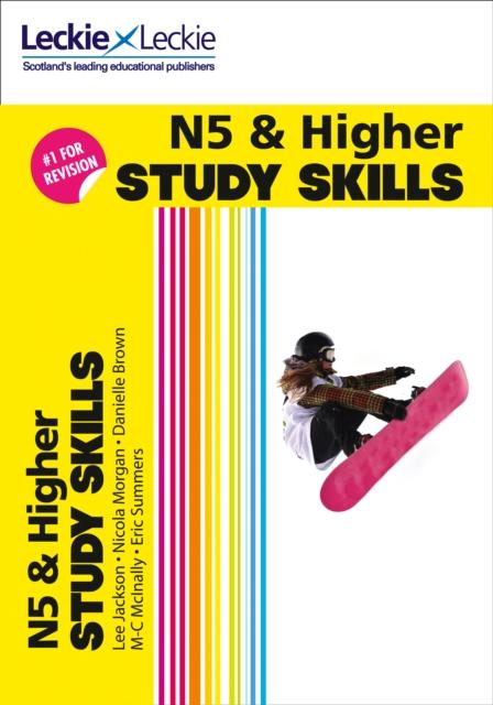 National 5 & Higher Study Skills for SQA Exam Revision : Learn Revision Techniques for Sqa Exams Popular Titles HarperCollins Publishers