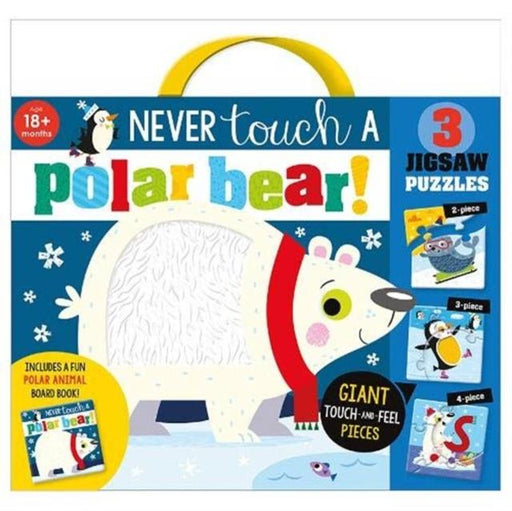 Popular Titles - Never Touch A Polar Bear Jigsaw Puzzle