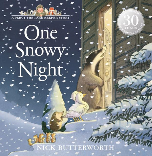One Snowy Night Popular Titles HarperCollins Publishers
