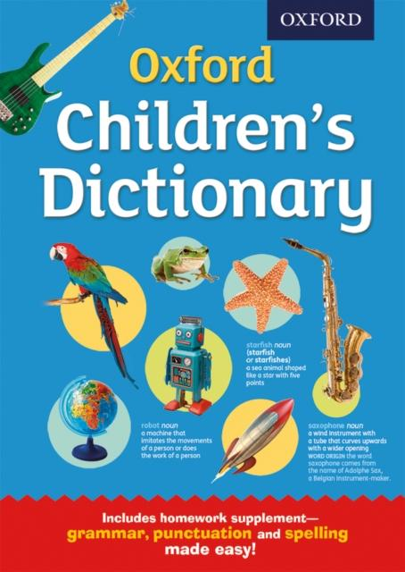 Oxford Children's Dictionary Popular Titles Oxford University Press