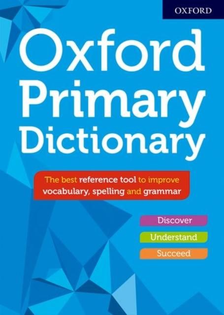 Oxford Primary Dictionary Popular Titles Oxford University Press