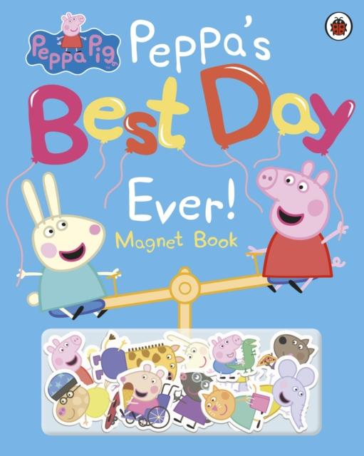 Popular Titles - Peppa Pig: Peppa's Best Day Ever : Magnet Book