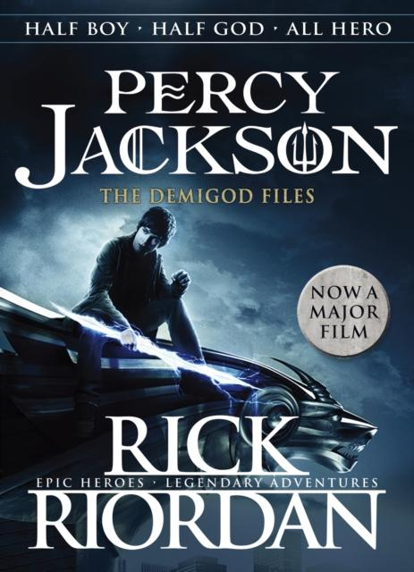 Popular Titles - Percy Jackson: The Demigod Files (Film Tie-in)