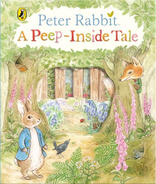 Popular Titles - Peter Rabbit: A Peep-Inside Tale