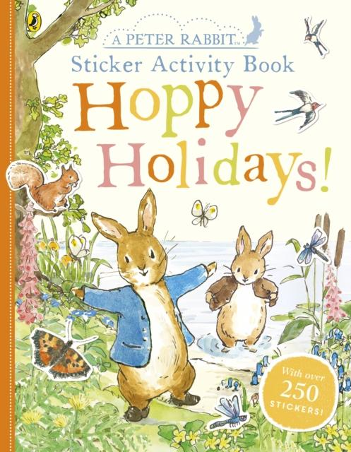 Popular Titles - Peter Rabbit Hoppy Holidays Sticker Activity Book