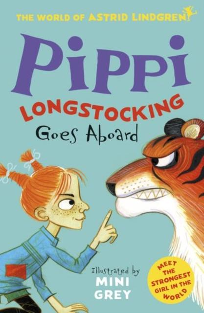 Popular Titles - Pippi Longstocking Goes Aboard (World Of Astrid Lindgren)
