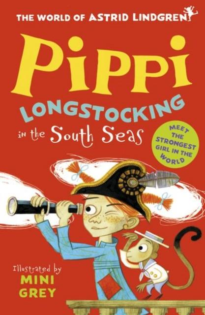 Popular Titles - Pippi Longstocking In The South Seas (World Of Astrid Lindgren)