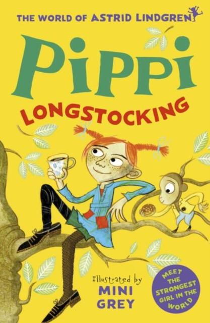 Popular Titles - Pippi Longstocking (World Of Astrid Lindgren)