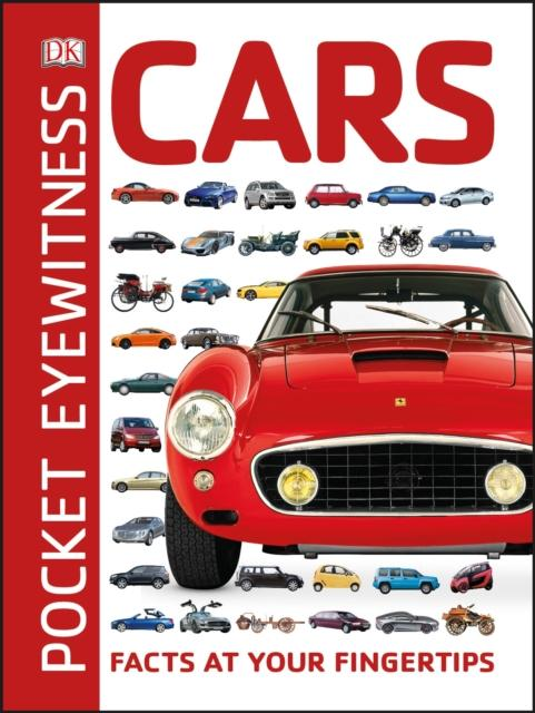 Popular Titles - Pocket Eyewitness Cars : Facts At Your Fingertips