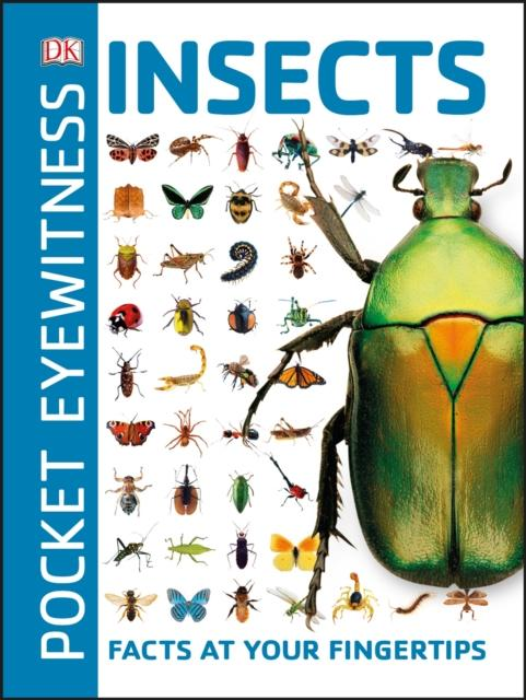 Popular Titles - Pocket Eyewitness Insects : Facts At Your Fingertips