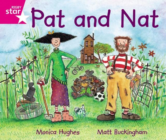 Popular Titles - Rigby Star Guided Phonic Opportunity Readers Pink: Pat And Nat