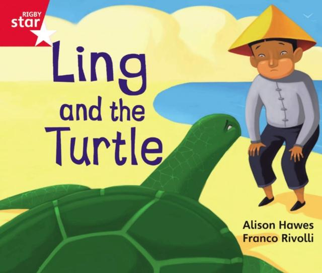 Popular Titles - Rigby Star Guided Phonic Opportunity Readers Red: Ling And The Turtle