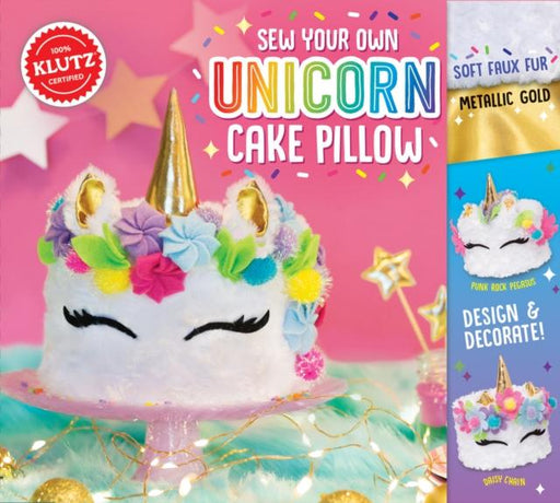Sew Your Own Unicorn Cake Pillow Popular Titles Scholastic US