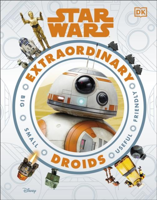 Popular Titles - Star Wars Extraordinary Droids