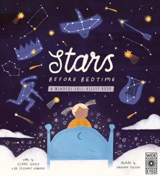 Stars Before Bedtime : A mindful fall-asleep book Popular Titles Wide Eyed Editions