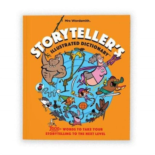 Popular Titles - Storyteller's Illustrated Dictionary : 1000+ Words To Take Your Storytelling To The Next Level