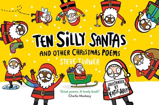 Popular Titles - Ten Silly Santas: And Other Christmas Poems