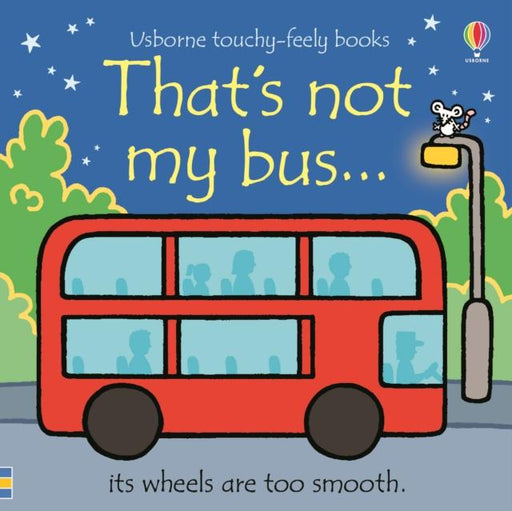 Popular Titles - That's Not My Bus...