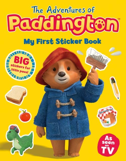 Popular Titles - The Adventures Of Paddington: My First Sticker Book