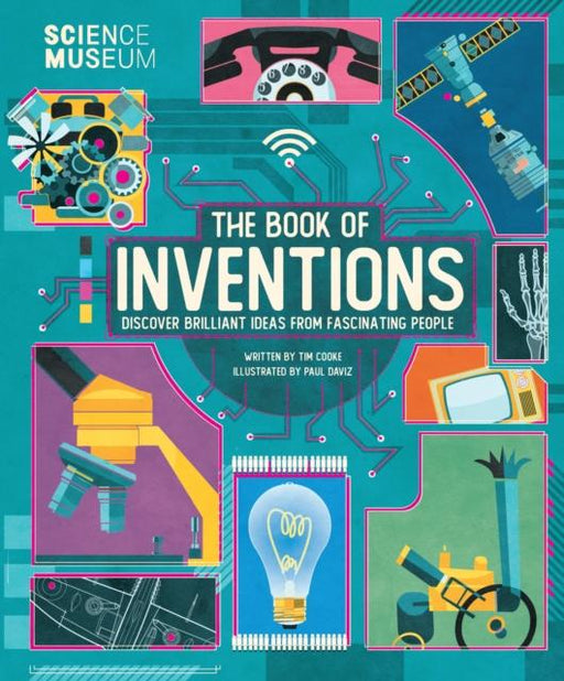 Popular Titles - The Book Of Inventions : Discover Brilliant Ideas From Fascinating People