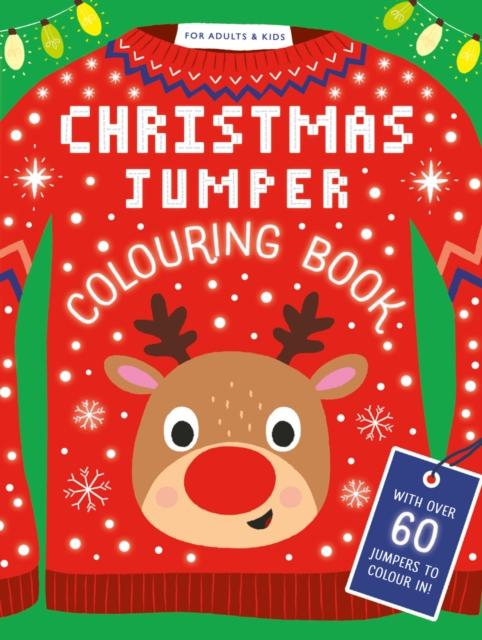 Popular Titles - The Christmas Jumper Colouring Book