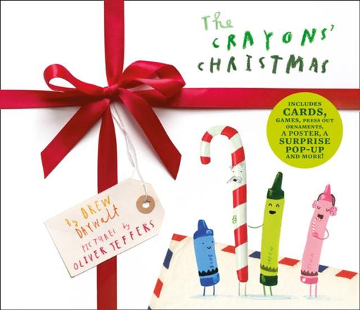 Popular Titles - The Crayons' Christmas