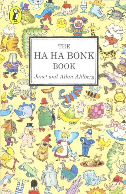 Popular Titles - The Ha Ha Bonk Book