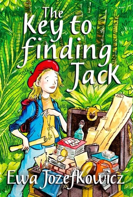 Popular Titles - The Key To Finding Jack
