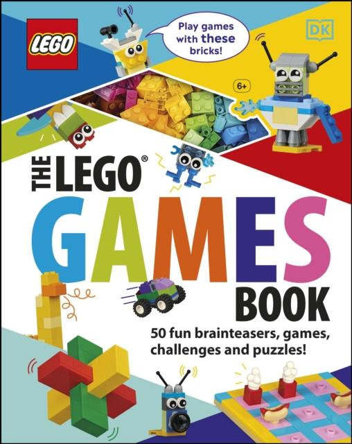 The LEGO Games Book : 50 fun brainteasers, games, challenges, and puzzles! Popular Titles Dorling Kindersley Ltd