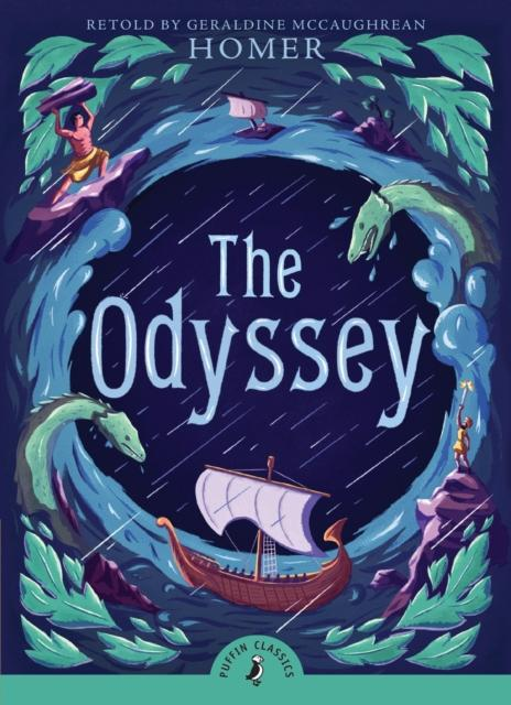 Popular Titles - The Odyssey