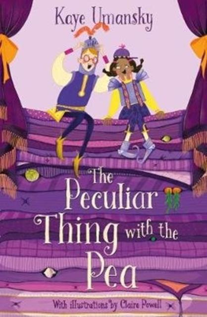 Popular Titles - The Peculiar Thing With The Pea