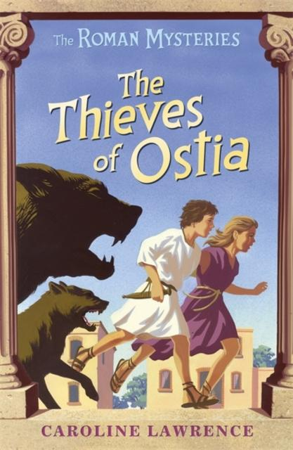 Popular Titles - The Roman Mysteries: The Thieves Of Ostia : Book 1