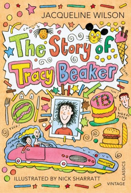 Popular Titles - The Story Of Tracy Beaker