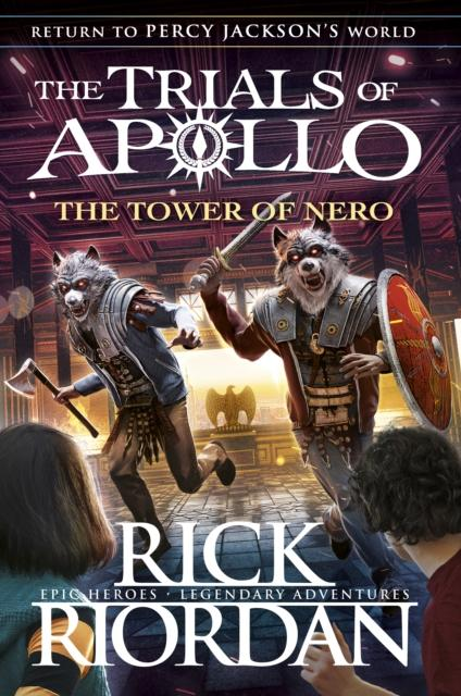 Popular Titles - The Tower Of Nero (The Trials Of Apollo Book 5)