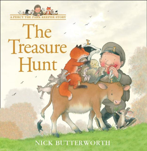 The Treasure Hunt Popular Titles HarperCollins Publishers