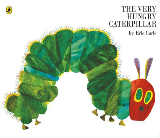 Popular Titles - The Very Hungry Caterpillar (Big Board Book)