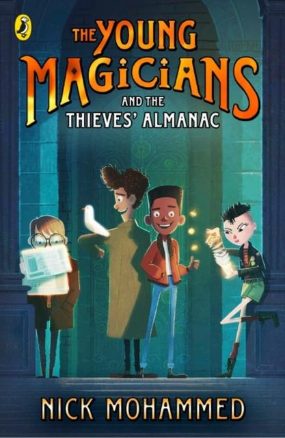 The Young Magicians and The Thieves' Almanac Popular Titles Penguin Random House Children's UK