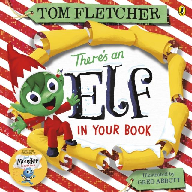 Popular Titles - There's An Elf In Your Book