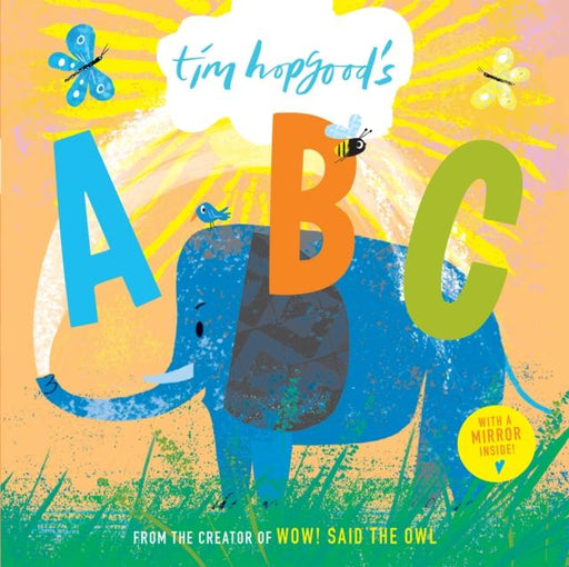 Popular Titles - Tim Hopgood's ABC Board Book