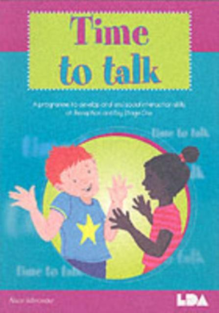 Popular Titles - Time To Talk : A Programme To Develop Oral And Social Interaction Skills For Reception And Key Stage One