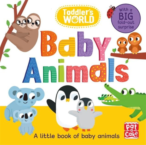 Popular Titles - Toddler's World: Baby Animals
